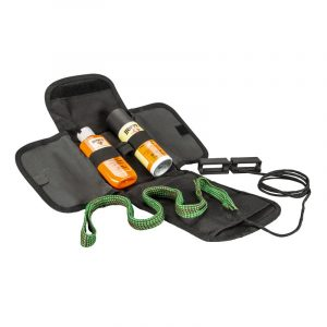 Hoppe's 9 BoreSnake Soft-Sided Cleaning Kit.