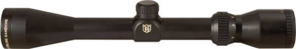 Nikko Stirling GameKing 3-9x40mm Half Mil Dot Reticle Riflescope NGK3940